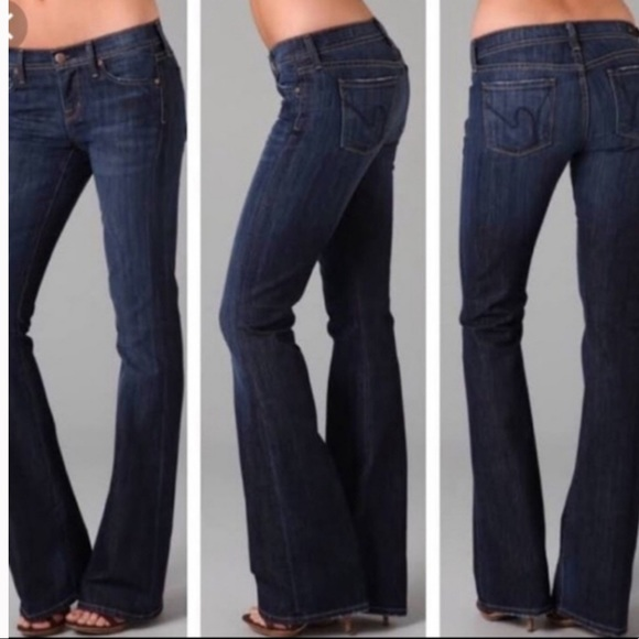 Citizens Of Humanity Denim - Citizens of Humanity, Low Waist Bootcut